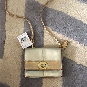 NWT Coach small crossbody bag